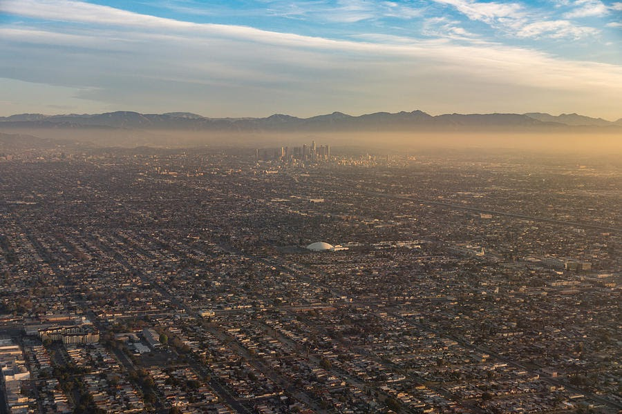 A sad yet realistic look into LA's urban sprawl catastrophe